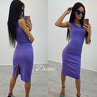 Женское платье (S-M) —джерси  купить в розницу в одессе  7км
