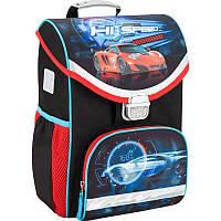 Рюкзак каркасный ортопедический  для мальчика Hi speed K17-529S-2  Германия