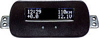 "Бортовой компьютер ""ABCv2.4"" для автомобилей CHEVROLET AVEO T250, ZAZ VIDA Белый"