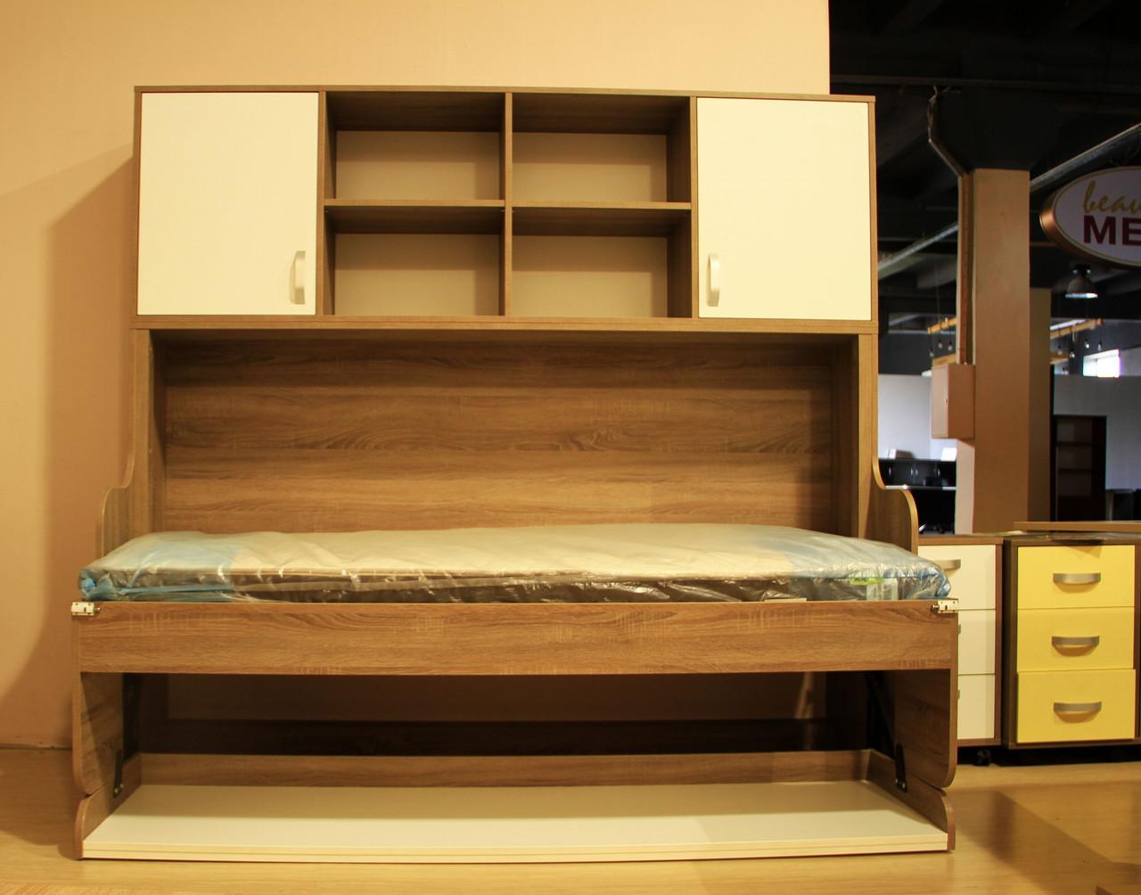 Стол кровать с антресолью