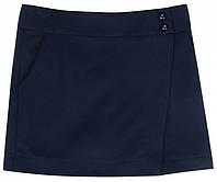 Юбка-шорты школьная Anita ТМ Newpoint синяя размеры 128 134 140