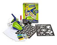 Воздушный маркер-опрыскиватель Air Marker Sprayer Crayola