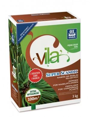 Удобрение гранулированное Yara Vila Для хвои 3кг