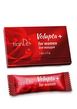 Інтимний гель Volupta (Волюпта) L-аргинин+Здоров'я, для жінок 2*5 гм, фото 2