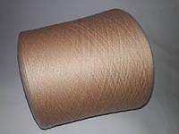 Пряжа  BOTTO PAOLA, 100% меринос, карамельный цвет , Италия.