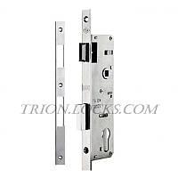 Замки для пластиковых дверей врезной KALE 152 RP 35 mm бексет 85 mm 16 mm