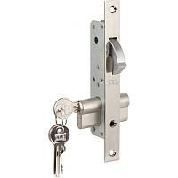 Замки для дверей врезной KALE 201 бексет 20 mm Никель