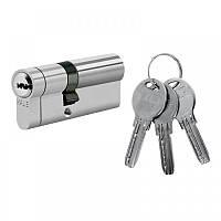 Цилиндры Kale 164 KTB G 30+10+30 70 mm никель 5 ключей