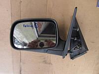Зеркало левое механическое черное матовое LLL5501405 Skoda Felicia 1.3b 1994 - 2001, фото 1
