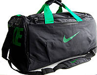Большая дорожная качественная сумка NIKE  Сумка Найк. Сумка в дорогу. Размер (см) 57*29*30    КСД60-3