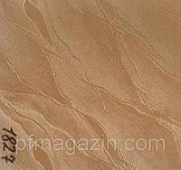 Рулонная штора Вода (780х1600). 1827. Коричневый