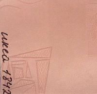 Рулонная штора Икеа (480х1600). 1842. Розовый.