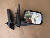 Зеркало правое механическое черное матовое LLR5501406 Skoda Felicia 1.3b 1994 - 2001, фото 1