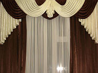 Ламбрекен шанзализе шторы софт