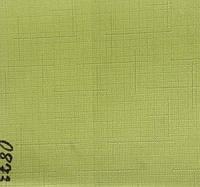 Рулонная штора Лён (1200х1600). Лайм 0873