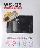Колонка портативная WS Q9 Bluetooth