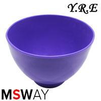 YRE Миска MPR-01/M малая силикон для приготовления масок цветная
