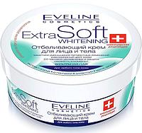 Отбеливающий крем для лица и тела Eveline Extra Soft Whitening