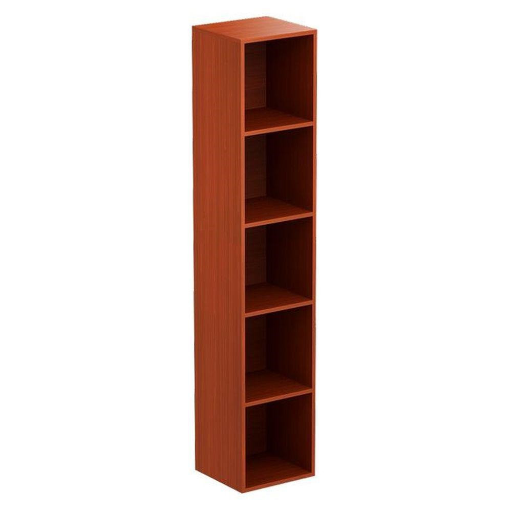 Секция мебельная SL-604 (360х340х1825мм) яблоня (AMF-ТМ)