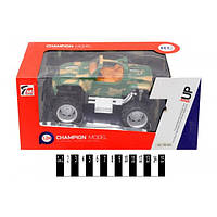 Машина джип 7М-942, машинка на радиоуправлении, масштаб 1:24