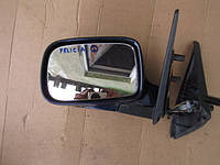 Зеркало левое механическое крашенное синее LLL5501409 Skoda Felicia 1.3b 1994 - 2001, фото 1