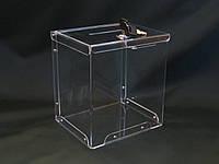 Ящик для пожертвований 150*200*150