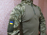Тактична футболка з рукавами УБАКС UBACS