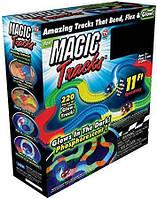 Magic Track гоночная трасса, лучший подарок для детей