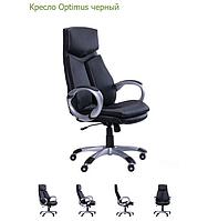 Геймерское кресло Optimus (Оптимус) черный