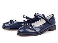 Подростковая обувь. Туфли для девочек оптом от фирмы Bessky (Kellaifeng) YL7122-2 (8 пар, 32-37)