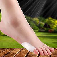 Защита мизинца (пятого пальца) ноги силиконовая