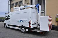 Автовышка Socage VT15