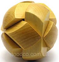 Оригинальная деревянная головоломка