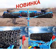 Каток зубчато-шпоровый гидрофицированный КЗШ-6Г
