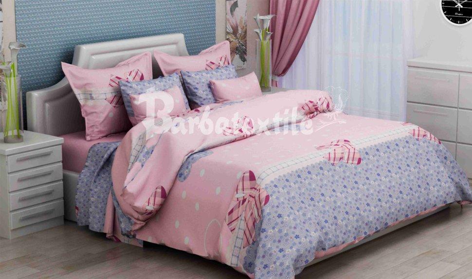 """Детское постельное белье """"Gold Lux Pink"""" - """"Jul-Tex"""" интернет-магазин оптово-розничной торговли текстильными товарами от производителя! в Хмельницком"""