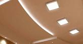 Точечное освещение, светильники LED.