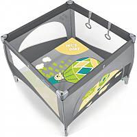 Детский манеж Play Up  - Baby Design - Польша - удобный мягкий матрасик в наборе