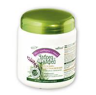 Бальзам-восстановление ЧАБРЕЦ И ШАЛФЕЙ для всех типов волос (На отварах трав)