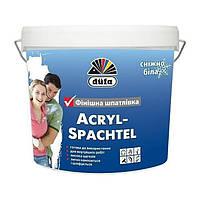 Шпаклевка акриловая Acryl Spachtel 16 кг