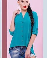 Женская блузка из креп-шифона(Michelle fup)