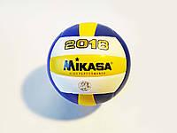 Волейбольный мяч Mikasa 2018 PVC  (клееный 3-слойный)