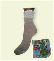 Капроновые носки с рисунком, фото 1