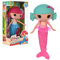 Лалалупси Кукла 29 см русалочка с ножками-хвост снимается ZT9932