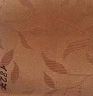 Рулонная штора Натур (1400х1600). 1827. Коричневый