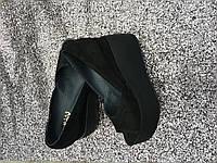 Туфли женские, натуральная замша