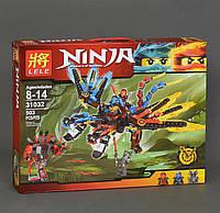 Конструктор Lele Ninja 31032 , 503 дет