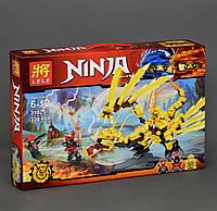 Конструктор Lele Ninja 31021 , 330 дет