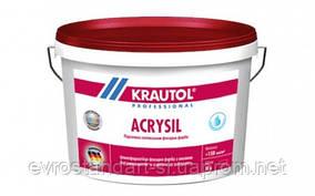 Силиконовая краска Acrylcil 2,5 л база А