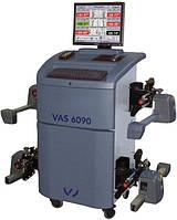 VAS 6090 K Компьютерный стенд развала-схождения с 8 головками (подключение через кабель).