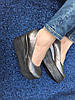 Туфли женские, натуральная кожа